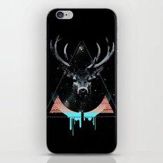 The Blue Deer iPhone & iPod Skin
