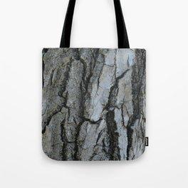 TEXTURES -- Fremont Cottonwood Bark Tote Bag