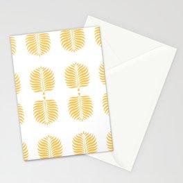 TROPICAL PALMS . CANTALOUPE Stationery Cards