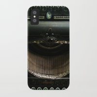 woodstock iPhone & iPod Cases featuring Woodstock Type by Colleen G. Drew