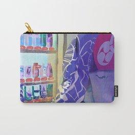 Kimono Vending Machine 2 Carry-All Pouch