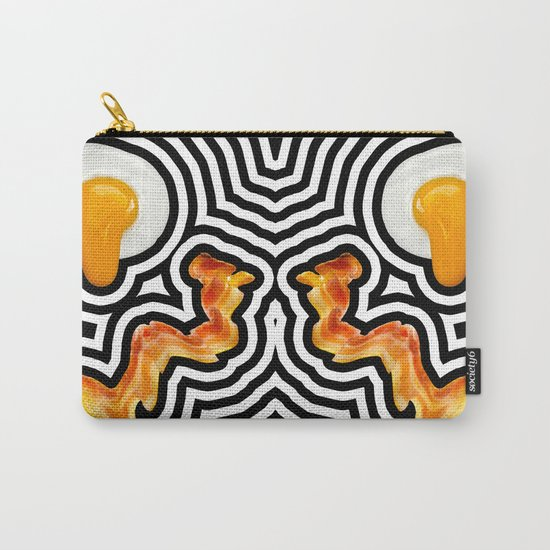 Bacon & Eggs Carry-All Pouch