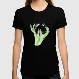 Crystallomancy T-shirt