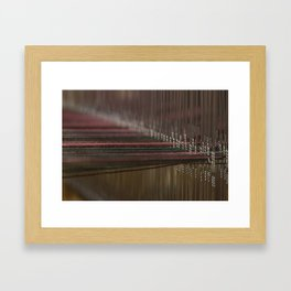 Looming Framed Art Print