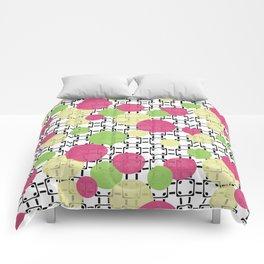 Fashion trends , polka dot Comforters