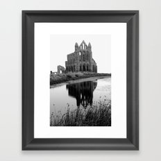 Whitby  Framed Art Print