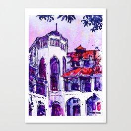 20160825-4 Lawang Sewu Canvas Print