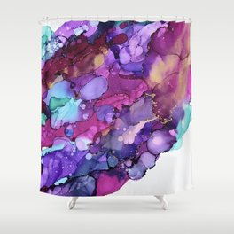 M A Y Shower Curtain