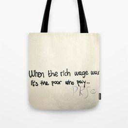 Uprising: Athens, Greece.  Tote Bag
