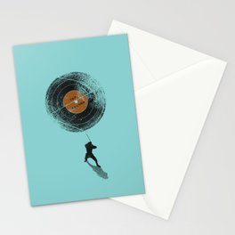 Record Breaker Stationery Cards