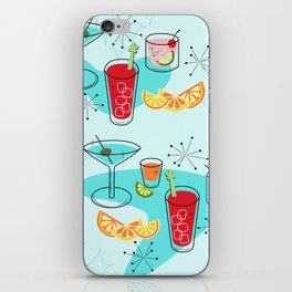 Cabo Cocktails iPhone Skin