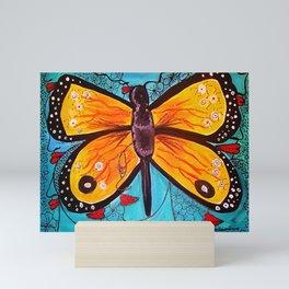 LD Butterfly Mini Art Print