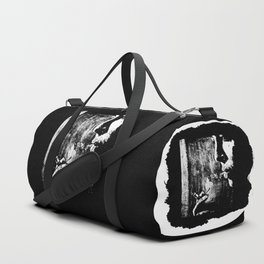 SMOKE - black version Duffle Bag