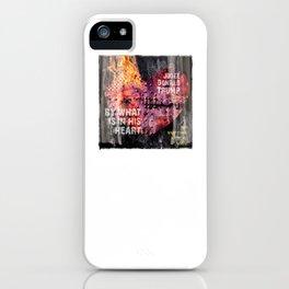 Judge Donald Trump .5 iPhone Case