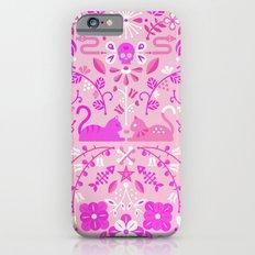 Kitten Lovers – Pink Ombré iPhone 6s Slim Case