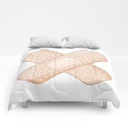 Get Well Bandaid Comforters