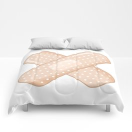 Get Well Bandaid Comforters