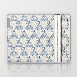 Indonesian batik print Laptop & iPad Skin
