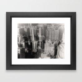 Growth. 130_27 Framed Art Print