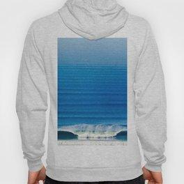 BLUE OMBRE OCEAN Hoody