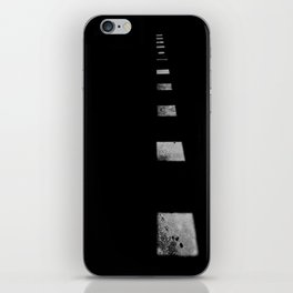 Minimalist Shadows iPhone Skin