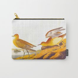 Buff-breasted Sandpiper Bird Carry-All Pouch