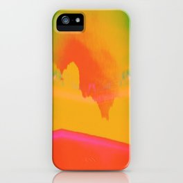 Signs in the Sky Collection - Rising Sun iPhone Case