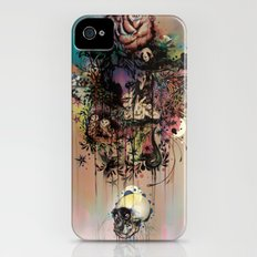 Fauna and Flora iPhone (4, 4s) Slim Case