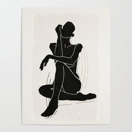 Nude woman 3 Poster