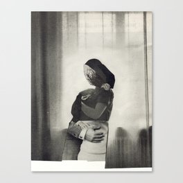 Hold Yourself Canvas Print