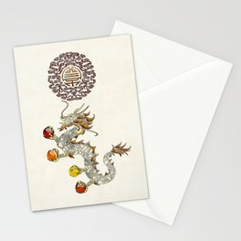Dragon Chakra Stationery Cards