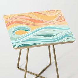Sea and Sky II Side Table