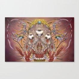 Sacrificial Anode Canvas Print