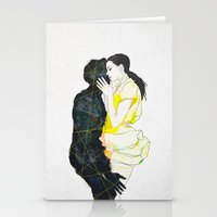 kiss Stationery Cards featuring KISS by SEVENTRAPS