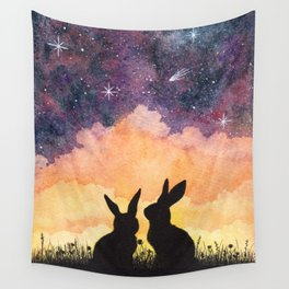 Wish upon a Star Wall Tapestry