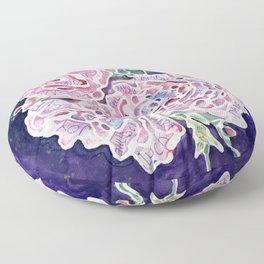 Helena's Healing Roses Floor Pillow