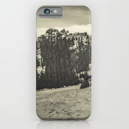 Big Rock at Praia Malhada Jericoacoara Brazil iPhone Case