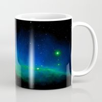 nebula Mugs featuring nEBula. by 2sweet4words Designs