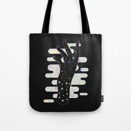 Gemini - Zodiac Illustration Tote Bag