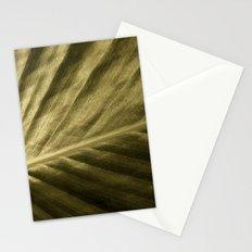 'Golden Leaf' Stationery Cards