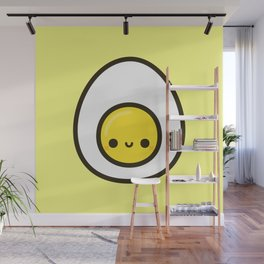 Yummy egg Wall Mural