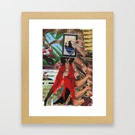 BVB Series - Tango Framed Art Print