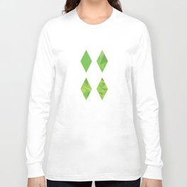 Simulation 1-4 Long Sleeve T-shirt