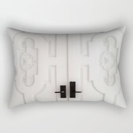 Clean & Simple Rectangular Pillow