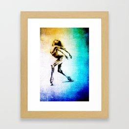 F e r a l III Framed Art Print