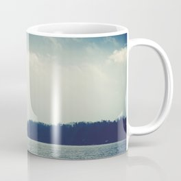 The Past Is Gone Coffee Mug