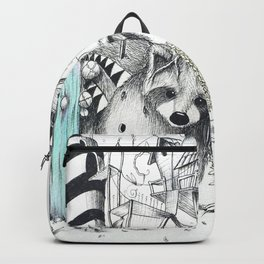 RACCONLANDIA Backpack