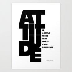 Lab No. 4 - Life Inspirational Quotes Of Attitude Inspirational Quotes Poster Art Print