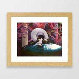 Lahaina Dove Framed Art Print