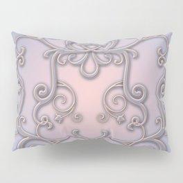 Rose Quartz Serenity Enblem Pillow Sham